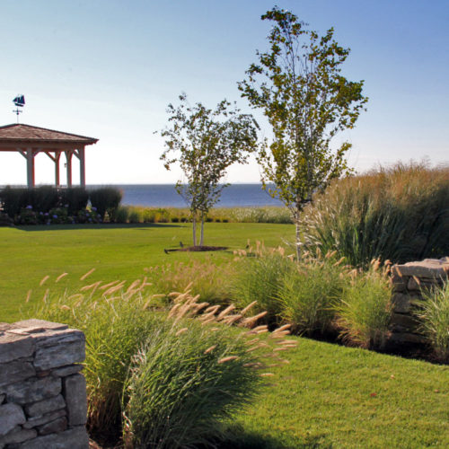 The LaurelRock Company - Residential Landscaping in CT - Bluff Point - Oceanside Landscaping